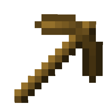 Minecraft axe png. Pickaxe nova skin new