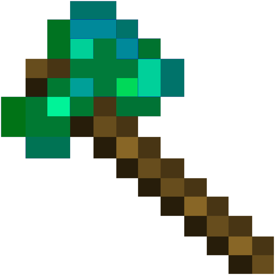 Minecraft axe png. Leaf fan ideas wiki