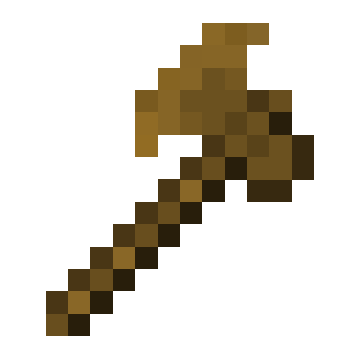 Minecraft axe png. Nova skin wood