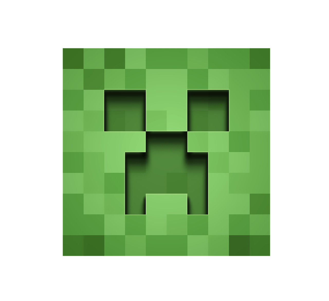 minecraft creeper png