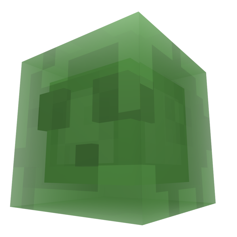 Minecraft background png. Image slime xbox edition