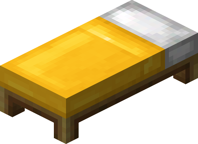 Minecraft bed png. Image