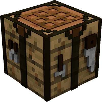 Minecraft block png. Overview lucky challenge modpacks