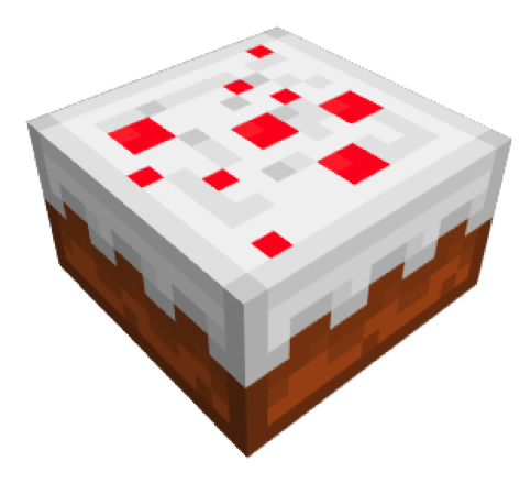 Minecraft Cake Png Picture 485378 Minecraft Cake Png