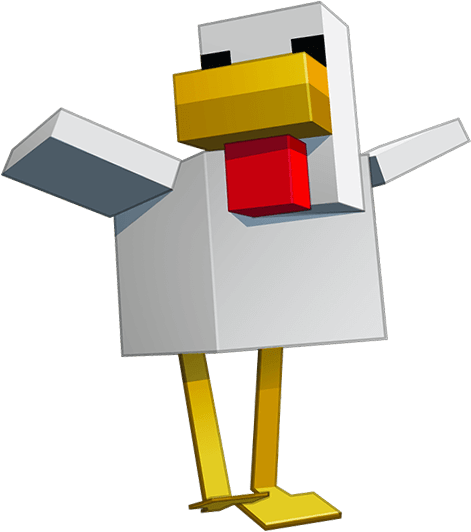 Minecraft chicken png. Brian fall education edition
