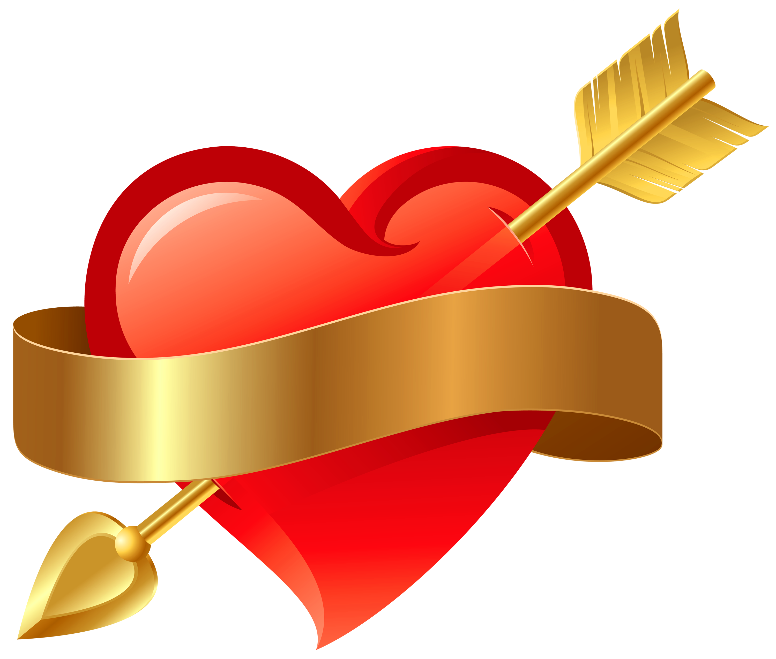 Minecraft clipart minecraft heart. Red with arrow png
