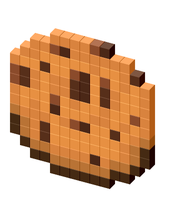 Minecraft cookie png. Image