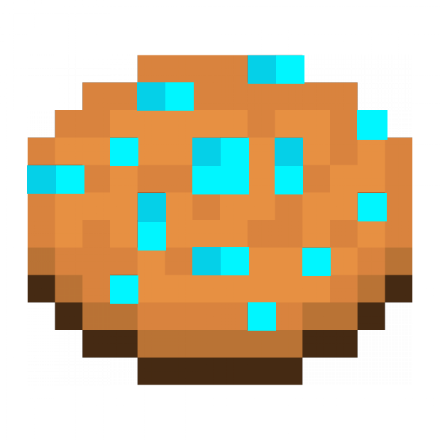 Minecraft cookie png. House cookies