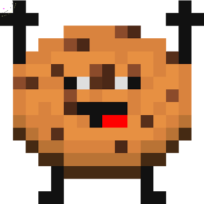 minecraft cookie png