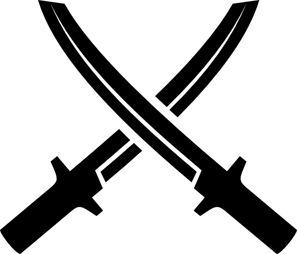 Crossing swords png. Clipart group crossed clip