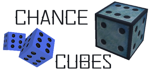 Minecraft cube png. Overview chance cubes mods