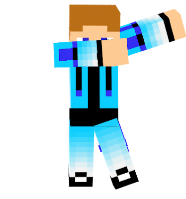 minecraft dab png