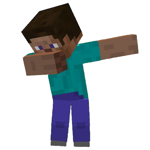 Minecraft dab png. Shitpostbot copy discord cmd