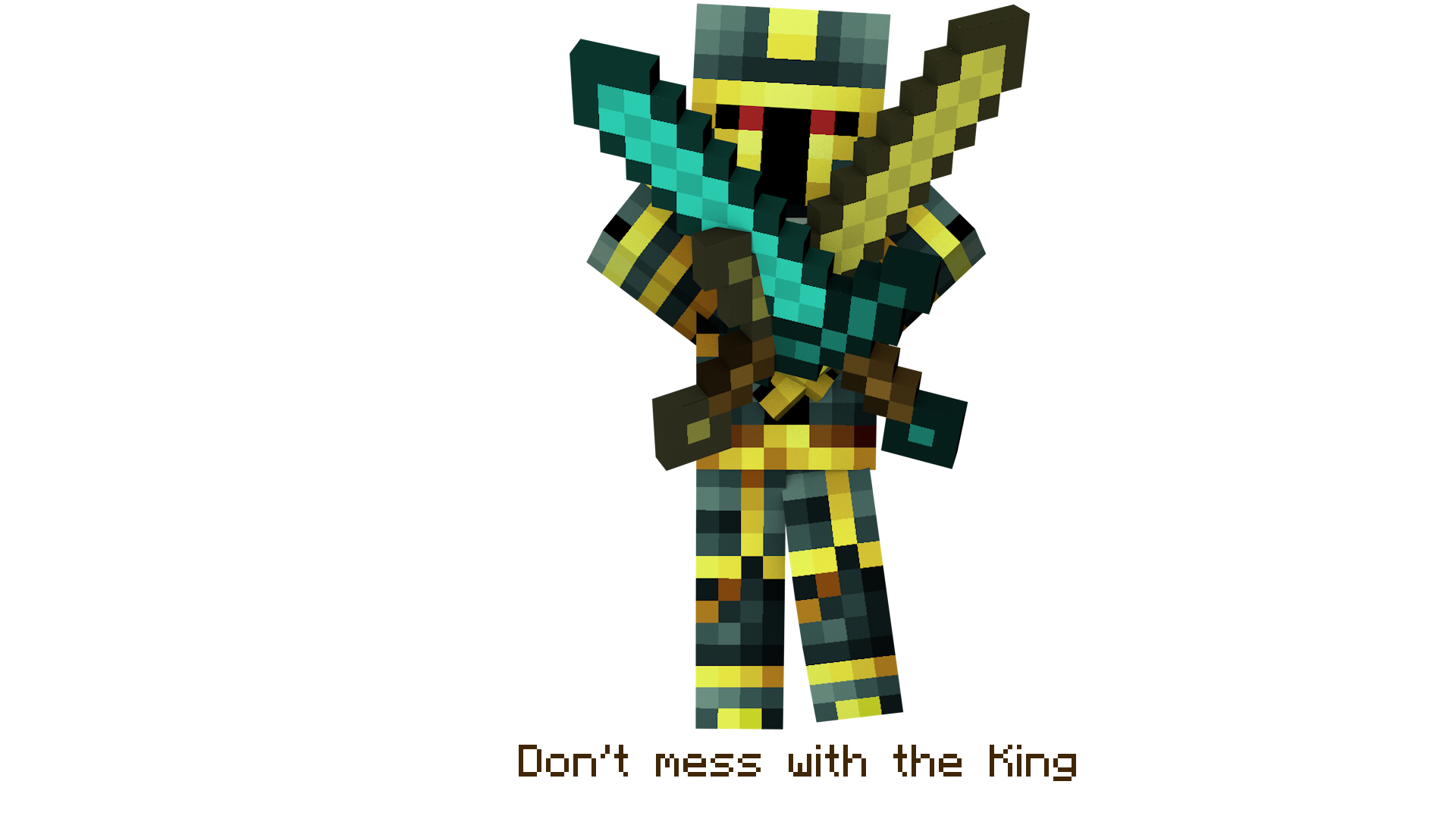 Minecraft diamond swords crossing png. Giving away free d