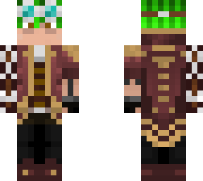 Minecraft girl skin png with slimmer arms. Slim arm skins steampunk