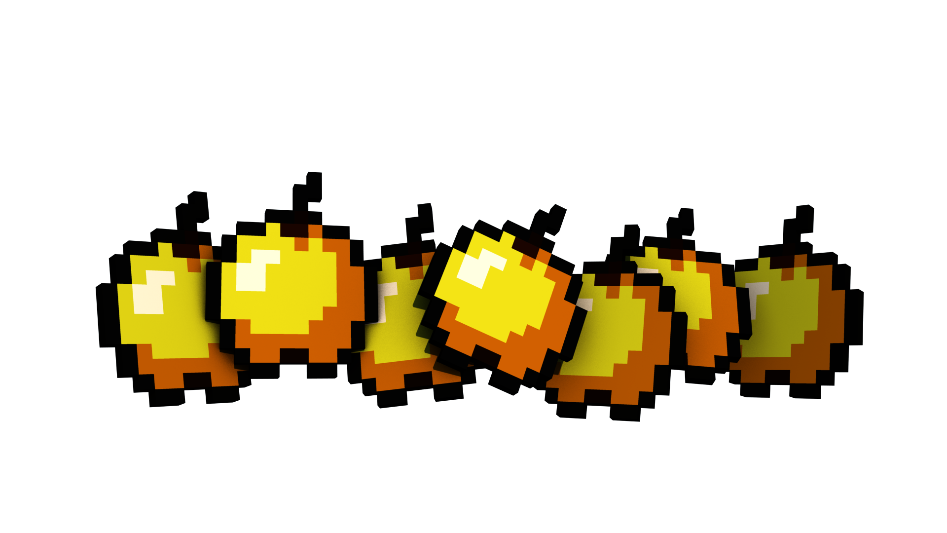 Minecraft golden apples png. Video game apple computer