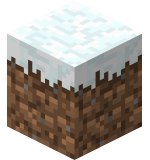 Minecraft snowfall png. Snow official wiki snowy