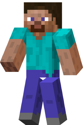 Minecraft net images char png. Derflash skin viewer d
