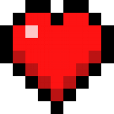 Minecraft heart png. Overview items mod mods