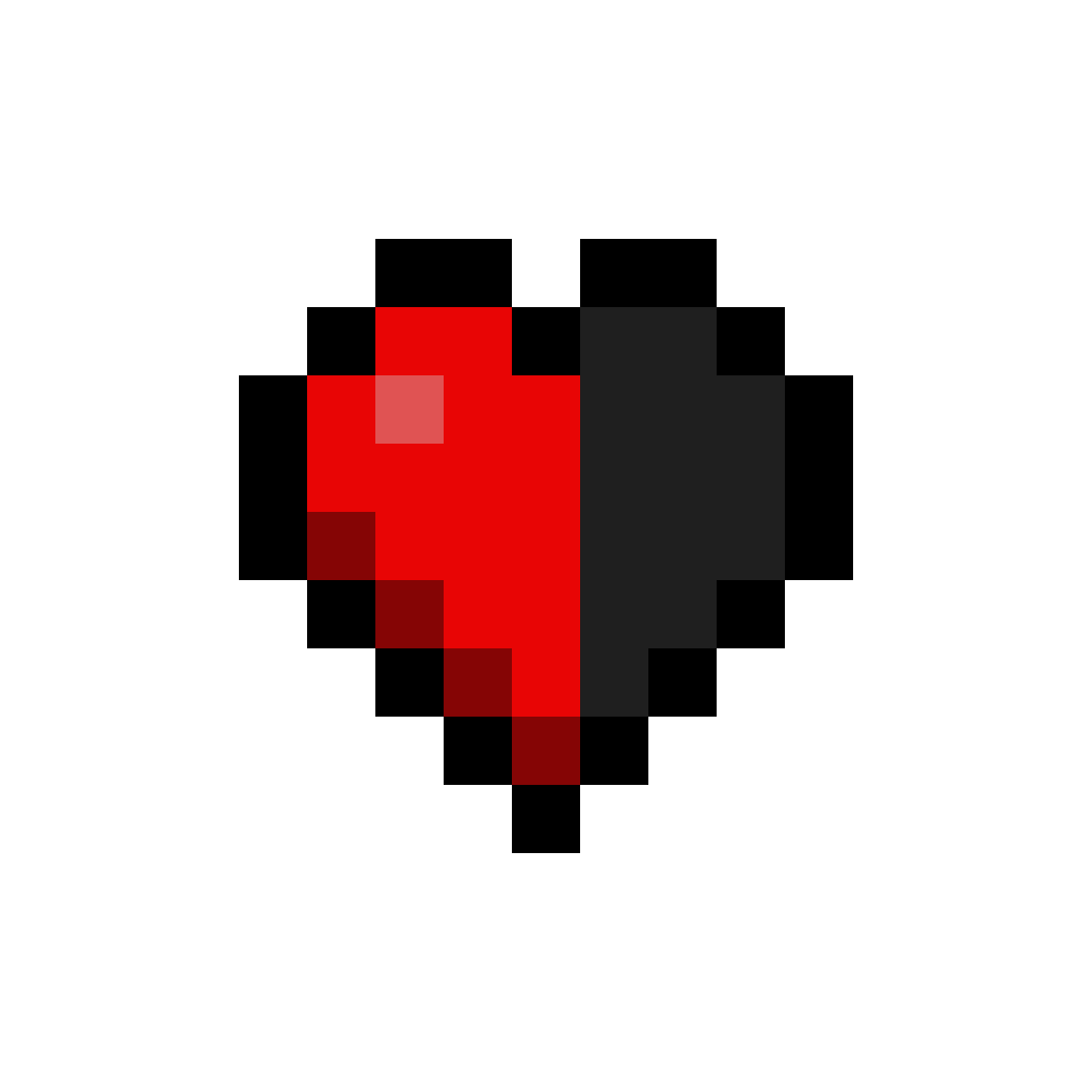 minecraft heart png