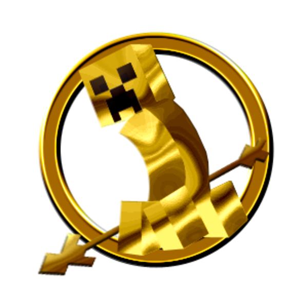 Minecraft hunger games logo png. Hungergames free images at