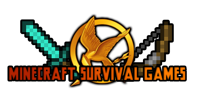 Minecraft hunger games png. The server