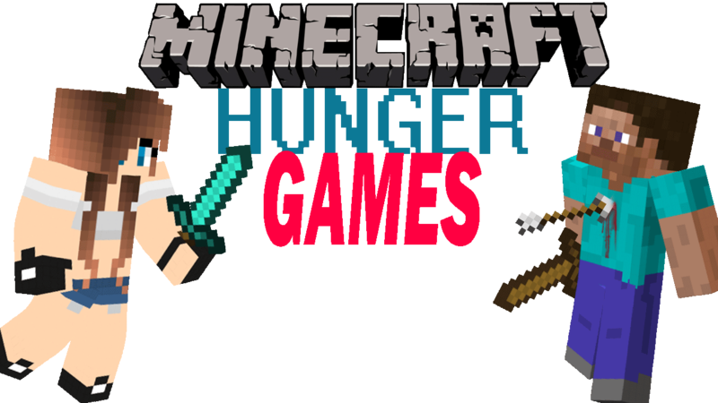 Minecraft hunger games png. Thumbnail by spirit the