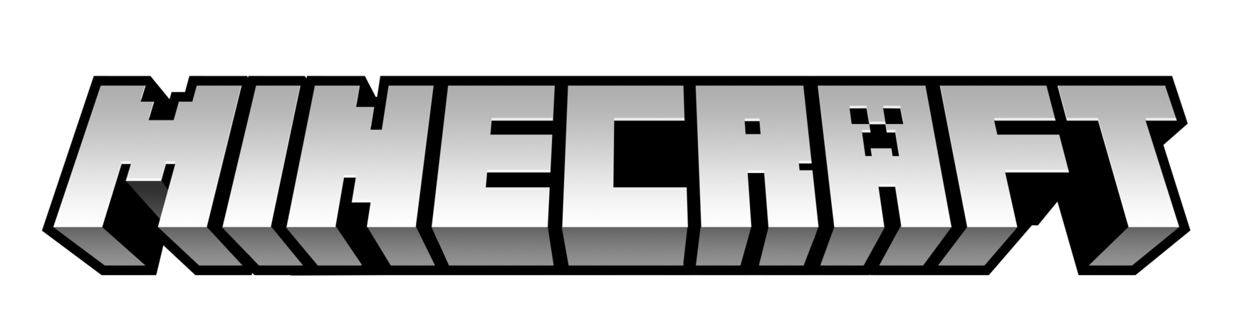 Minecraft text png. Hd logo by nuryrush