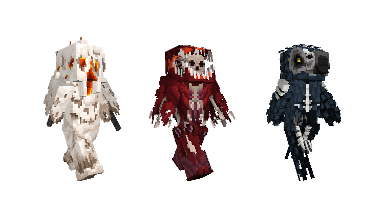 Minecraft net skin username png. From the shadows pack