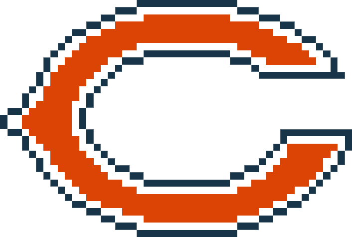 Minecraft nfl png. Chicago bears green bay