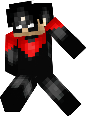 Minecraft nightwing skin png. New injustice robin easter