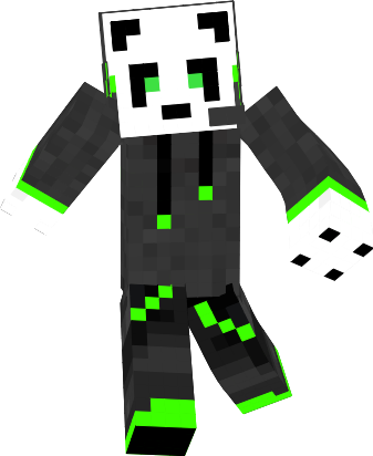 Minecraft panda skin png. Power nova picture url