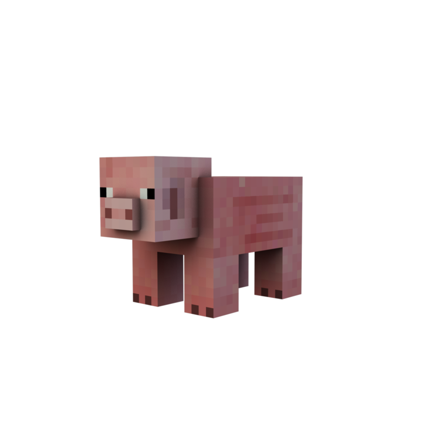 15 Minecraft Pig Png For Free Download On Ya Webdesign