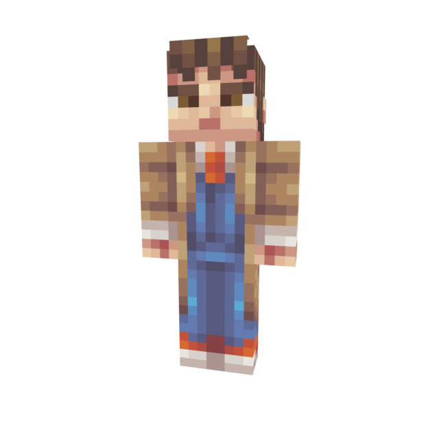 Minecraft png skin viewer. Tenth doctor vshgswfpng