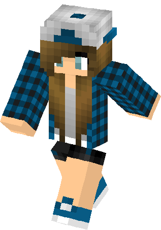 Minecraft png skins. Girl northern cambria gifted