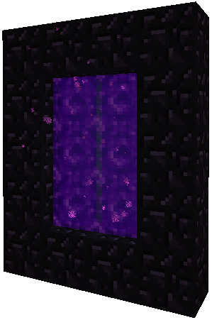 Nether portal png. Image netherportal minecraft wiki