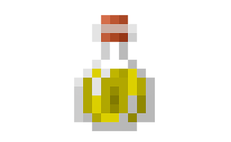 Minecraft potion png. Item renders yellow potionpng