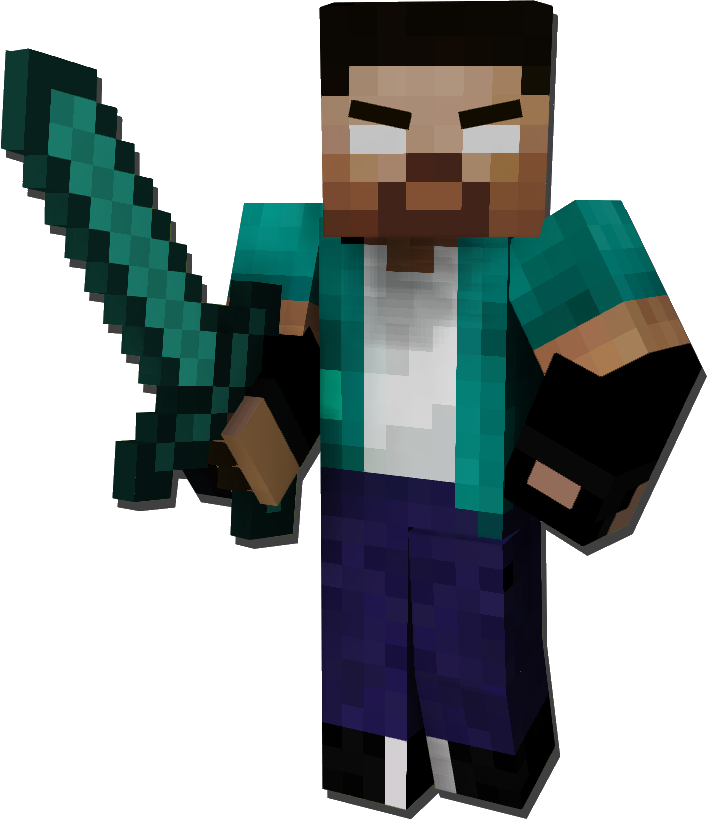 Minecraft skin png. Free renders skins mapping