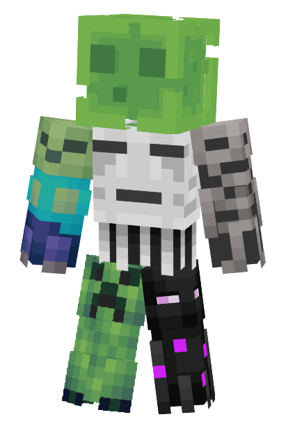Minecraft skin png download. Mobtron undefined