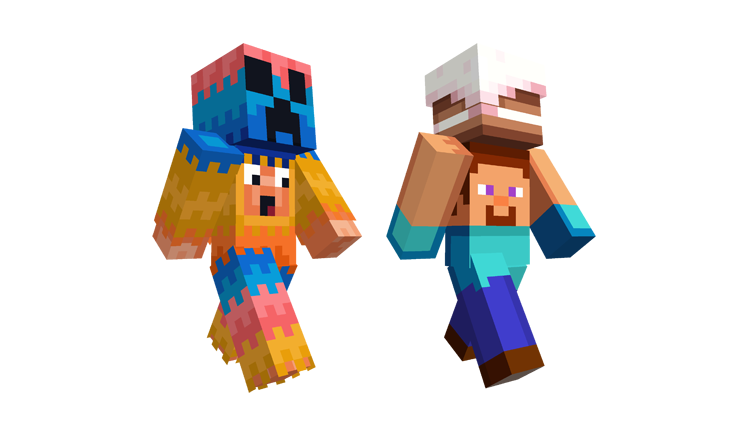 Minecraft skin png download. Free minecon stuff on