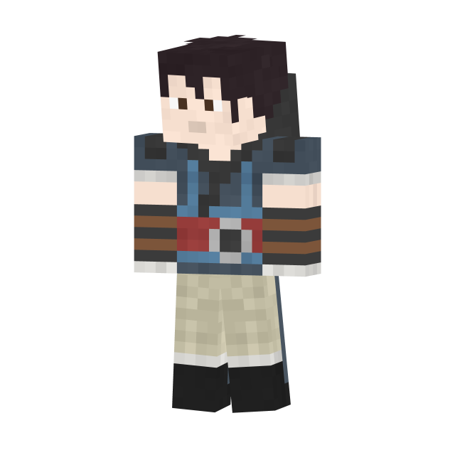 Minecraft skin png download. Lon qu with by