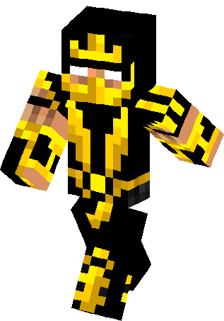 Minecraft skins pc png. Scorpion lord skin