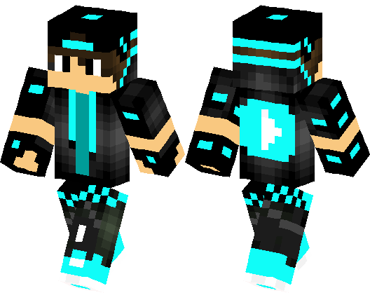Minecraft skins pc png. Cool youtube boy skin
