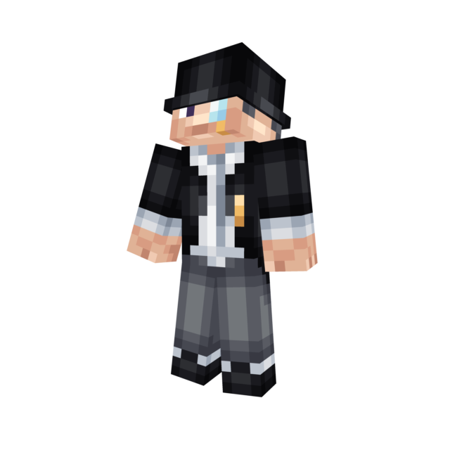 Minecraft skins pc png. The penguin from batman