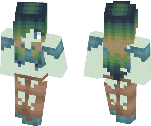 Minecraft skins png download. Female tree image with