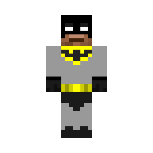 Minecraft skins png download. Top the classic batman