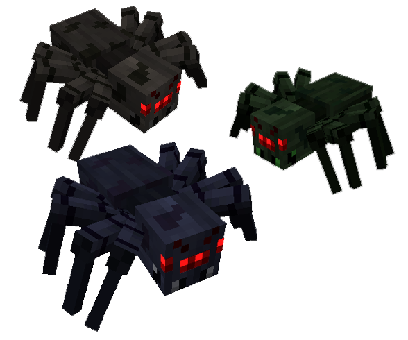 Minecraft spider png. Image spiders the lord