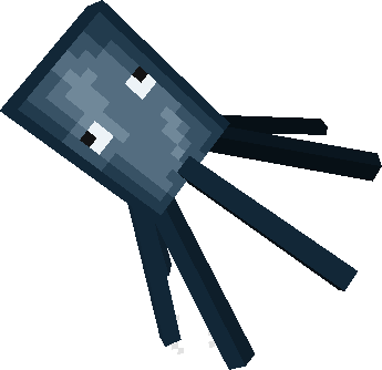 Minecraft squid png. File official wiki february