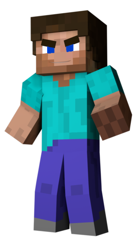 Minecraft steve png. Explodingtnt wiki fandom powered