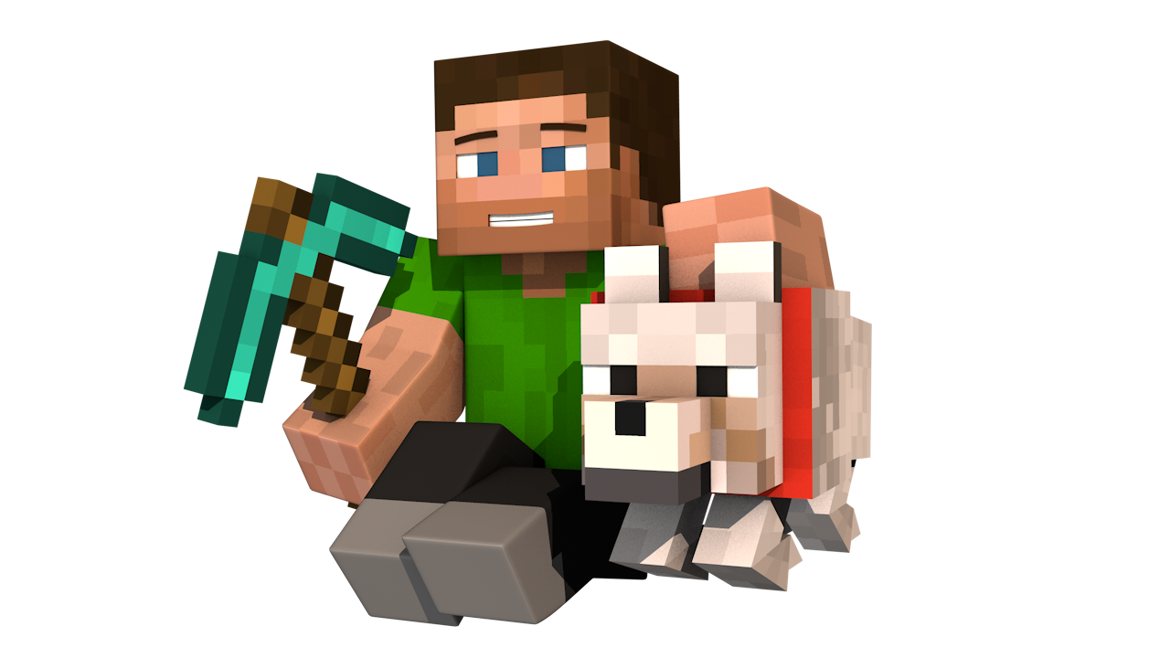 Minecraft wolf png. The frost rig cinema